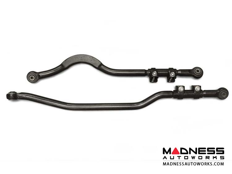 Jeep Wrangler JK Bushing Style Track Bars - Front and Rear