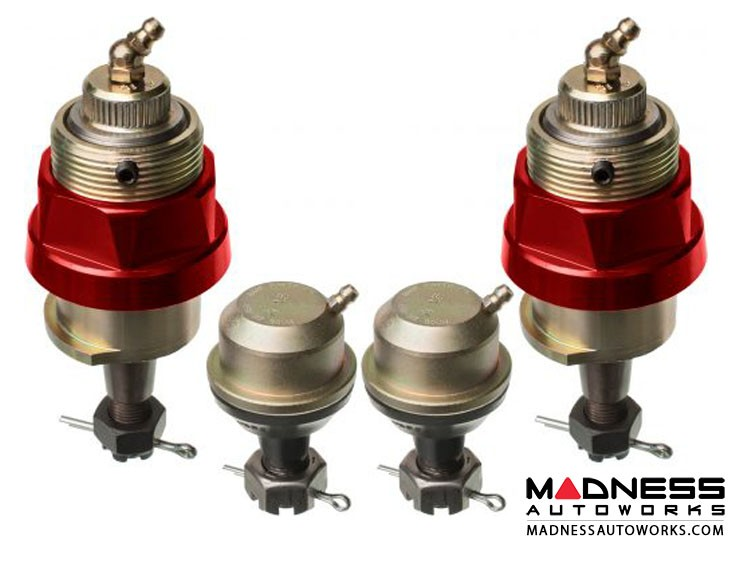 Jeep Wrangler JK Dual Load Carrying Ball Joint Kit