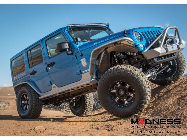 "Jeep Wrangler JK Coil-over Conversion System - Stage 2 - 4.5-6"""