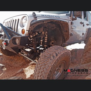 Jeep Wrangler JK Coil-over Conversion System - Stage 1 - 1.75-4""