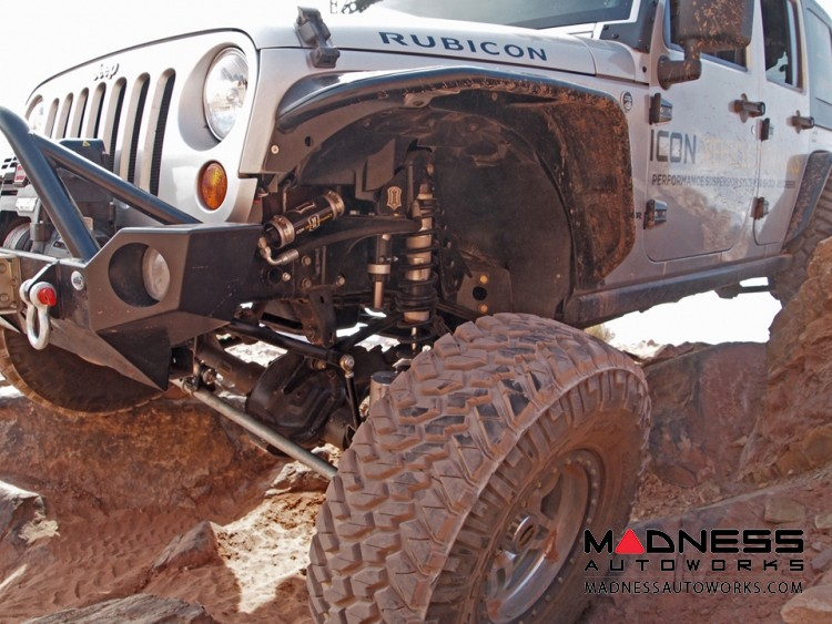 Jeep Wrangler JK Coil-over Conversion System - Stage 2 - 1.75-4""