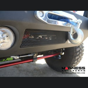 Jeep Wrangler JL Front Bumper - Mid Width - Steel - FS-14
