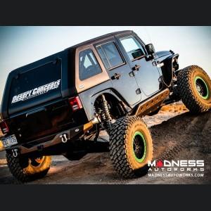 Jeep Wrangler JK Fastback Hard Top - 4 Door