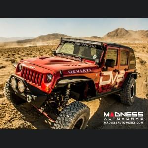 Jeep Wrangler JK Flat Fenders - Complete Set - Gen II