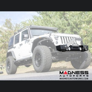 Jeep Wrangler JK TrailCrusher Front Bumper