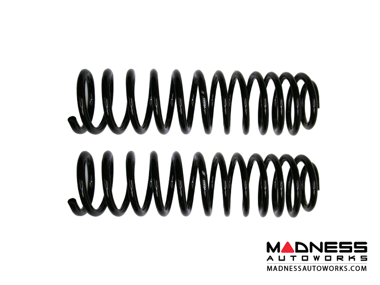 Jeep Wrangler JK Dual Rate Springs - Front - 4""