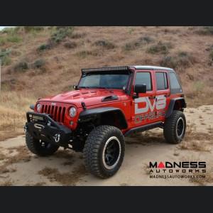 Jeep Wrangler JK Heat Dispersion Hood