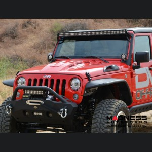 Jeep Wrangler JK Heat Dispersion Hood