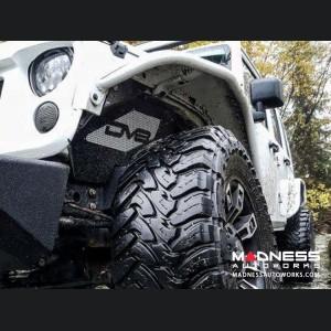 Jeep Wrangler JK Inner Fenders - Front