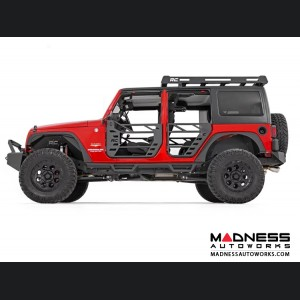 Jeep Wrangler JK Fender Delete Kit - Front & Rear