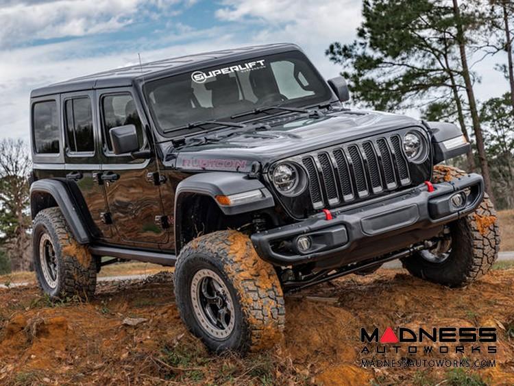 "Jeep Wrangler JL Lift Kit System w/ Fox Shocks - 2.5"""