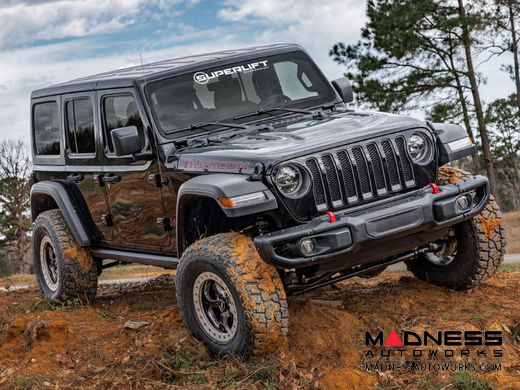 Jeep Lift Kits >> Jeep Jeep Wrangler Jl Lift Kit System W Fox Shocks 2 5