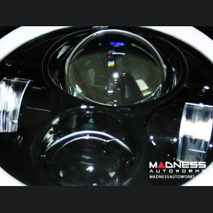 Jeep Wrangler JK LED Projector Headlights
