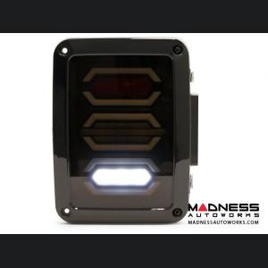 Jeep Wrangler JK LED Tail Lights