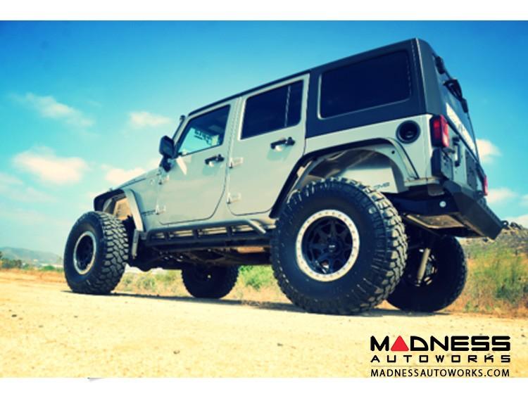 """Jeep Wrangler JK Rock Runner Base Kit - 3.5"""" Lift"""
