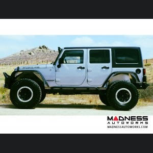 "Jeep Wrangler JK Rock Runner Base Kit - 3.5"" Lift"