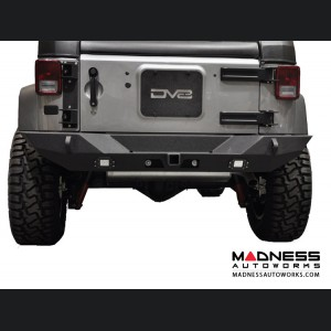 Jeep Wrangler JK Rear Bumper - (Optional TC-6 Tire Carrier)