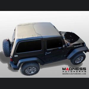 Jeep Wrangler JK Ranger Fast Back Hard Top - 2 Door