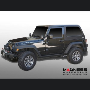 Jeep Wrangler JK Ranger Fast Back Hard Top - 2 Door