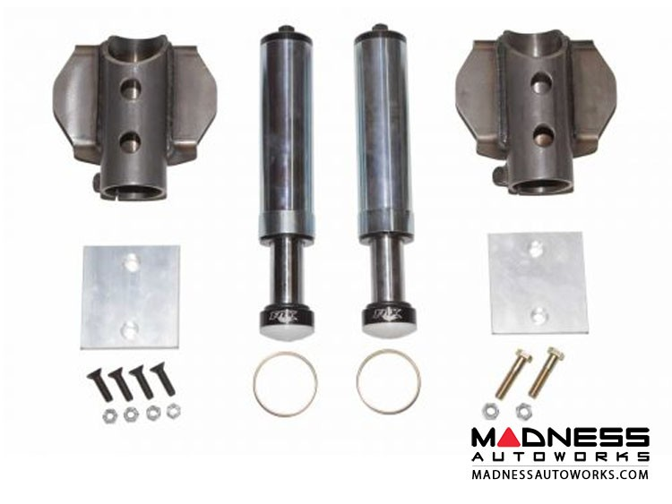 Jeep Wrangler JK / JKU Air Bump Stop Kit - Rear