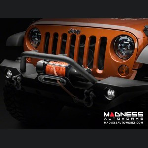 Jeep Wrangler JK Replacement LED Fog Lights - 4""
