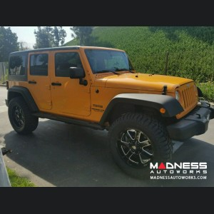 Jeep Wrangler JK ROCK ROLLER Lift Kit - 2.5""
