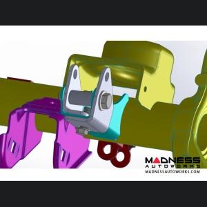 "Jeep Wrangler JK Jeep JK Shock Extension Kit - 2-3"""