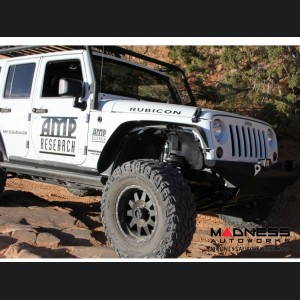 "Jeep Wrangler JK Suspension System - Stage 4 - 3"" Lift"