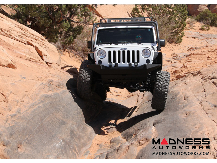 "Jeep Wrangler JK Suspension System - Stage 2 - 3"" Lift"