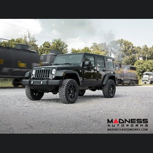 "Jeep Wrangler JK Unlimited Suspension Lift Kit w/ Vertex Shocks - 2.5"" Lift"