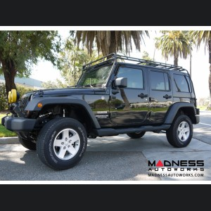 "Jeep Wrangler JK Suspension System - Lift Components Only - 3"" Lift"
