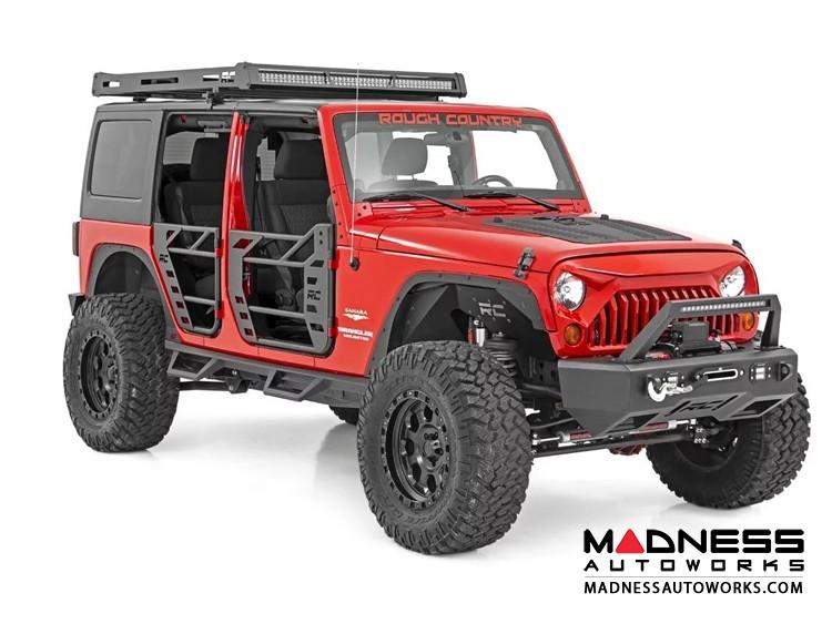 Jeep Wrangler JK Steel Tube Doors