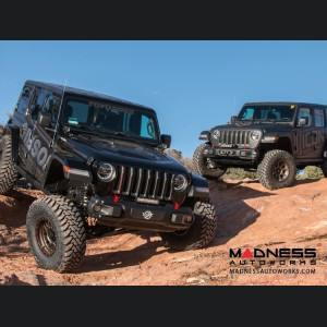 "Jeep Wrangler JL Suspension System - Stage 1 - 2.5"""