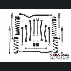 "Jeep Wrangler JL Suspension System - 2.5"" - Stage 4"