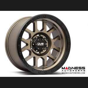 Jeep Wrangler JL 883 Off-Road Beadlock Wheel - Matte Black - 17x8.5""