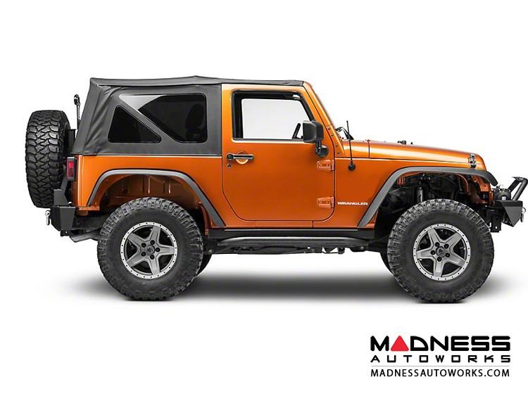 "Jeep Wrangler JL Stubby Radio Antenna - 15"""