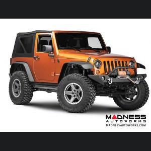 "Jeep Wrangler JL Stubby Radio Antenna - 6"""
