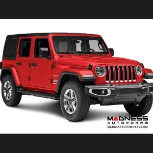 "Jeep Wrangler JL Stubby Radio Antenna - 9"""