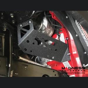Jeep Wrangler JL Engine Bay Compressor Mount For ARB