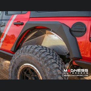 Jeep Wrangler JL Inner Fenders - Rear