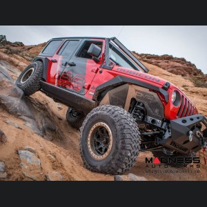 Jeep Wrangler JL Front Skid Plate / Sway Bar Disconnect Skid