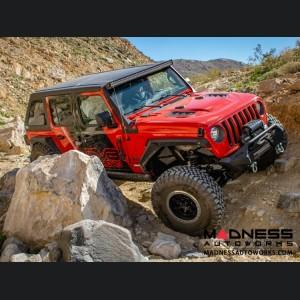 Jeep Wrangler JL Rubicon Replica Hood