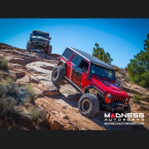 Jeep Wrangler JL Inner Fenders - Front