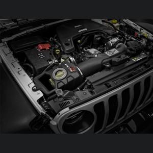 Jeep Wrangler JL 3.6L V6 Performance Air Intake - Momentum GT - aFe