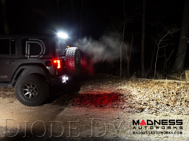 Jeep Jeep Wrangler Jl Rear Hard Top Bracket Kit W Led
