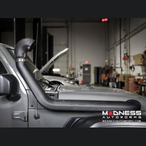 Jeep Wrangler JL Snorkel - Borne Off-Road - Wrinkle Blue