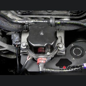 Jeep Wrangler JL 2.0L Oil Catch Can by Mishimoto - Baffled