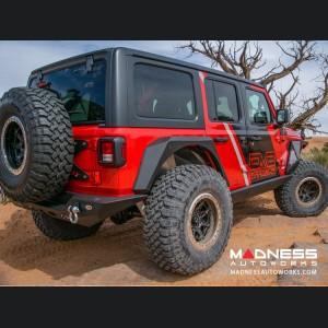 Jeep Wrangler JL Rear Bumper w/ LED Back Up Lights