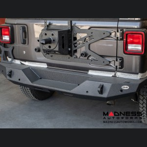 Jeep Wrangler JL Off-Road Bumper - Rear