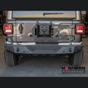 Jeep Wrangler JL Off-Road Bumper - Rear